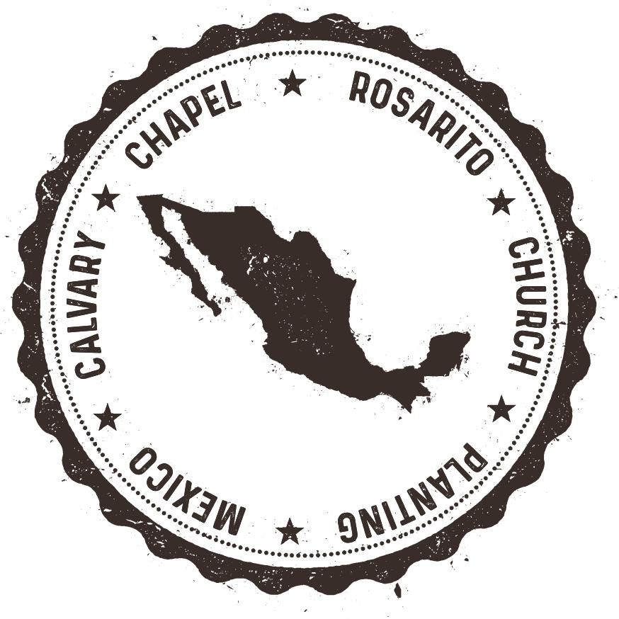 Calvary Chapel Church Planting Logo