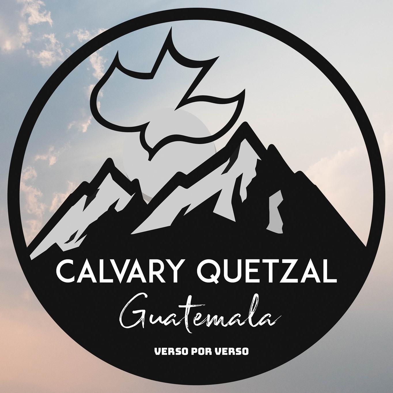 Calvary Quetzal Logo